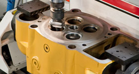 Memorial Machine | Remanufacturing high speed natural gas and diesel engine components since 1974.
